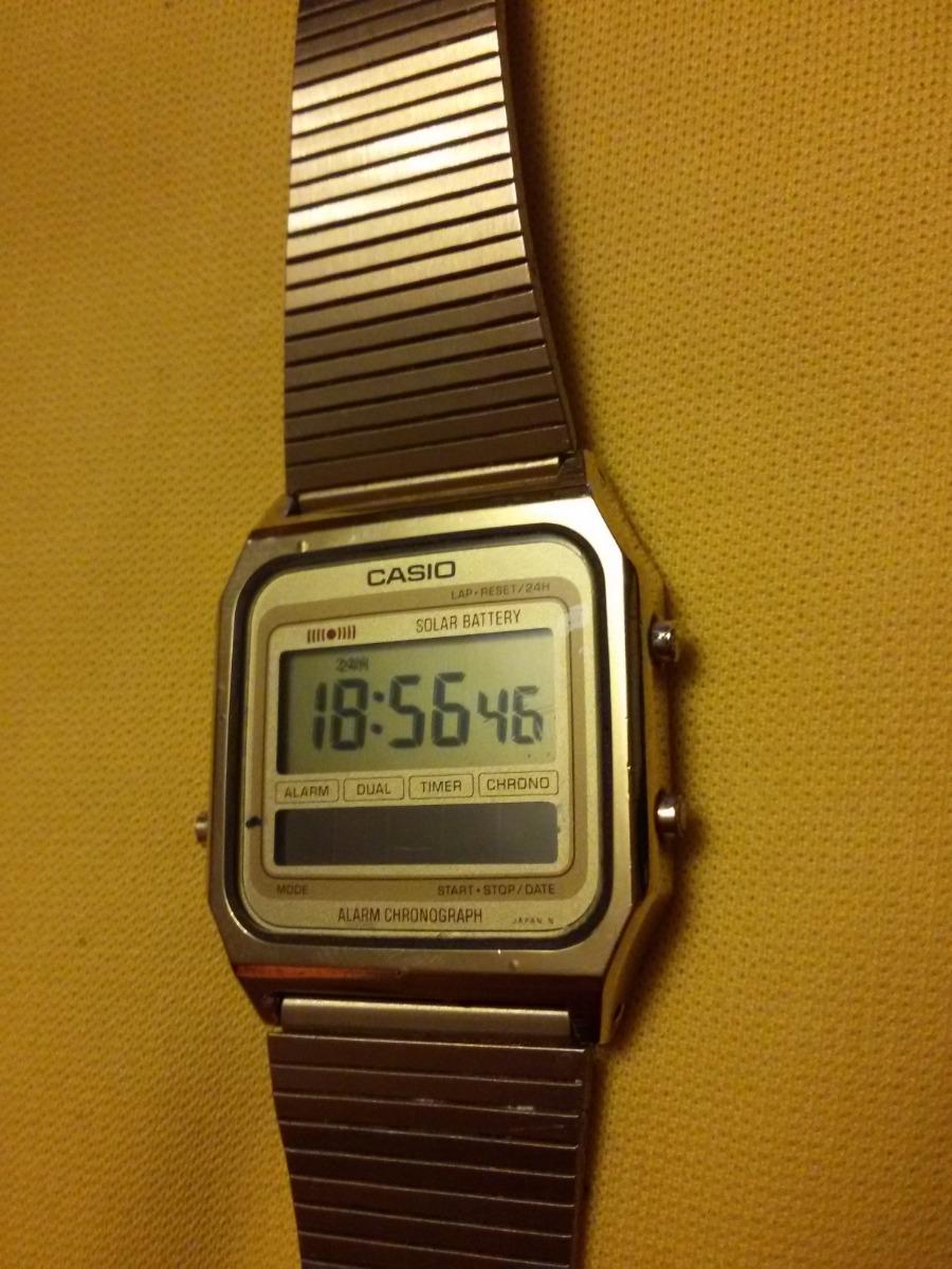 729c295e29ef reloj de pulsera vintage casio sa-60g. Cargando zoom.