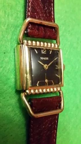 reloj de pulsera vintage haste