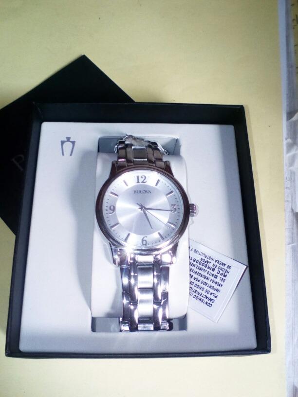 859494fe0220 reloj de pulso bulova para caballero modelo 96a000. Cargando zoom.