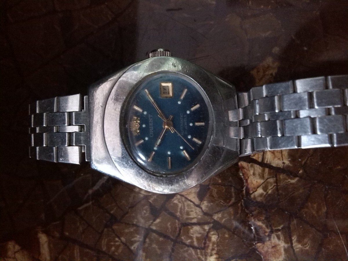 Reloj para dama marca orient