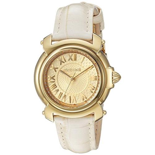15fad1f5047d Reloj De Pulso Mujer Roberto Cavalli Franck -   1.432.599 en Mercado ...