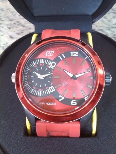 reloj de pulso para caballero