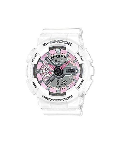 436e1b30a79f Reloj De Señoras De Cuarzo De Resina Casio G-shock Rosa Y - S ...