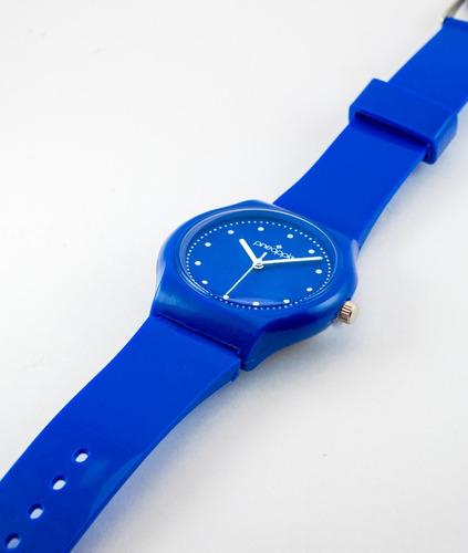 reloj de silicona pineapple honey azul (azul)