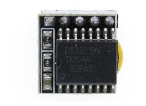 reloj de tiempo real rtc ds3231 raspberry