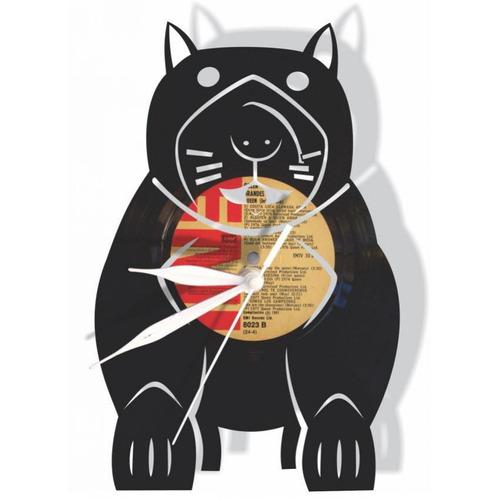 reloj decorativo botero gato