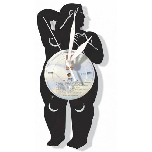reloj decorativo gorda de botero
