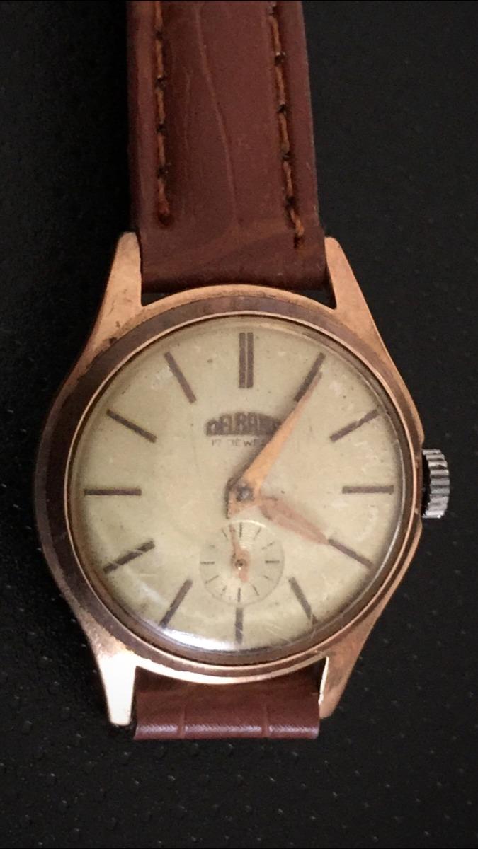 Reloj De Mujer 1957 Funcionando3 00 Delbana Automatico 400 Vintage 3KF1cTlJ