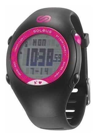reloj depor banda pecho soleus gps mini hrm. antes $ 619.900