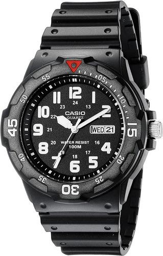 reloj deportivo analógico casio