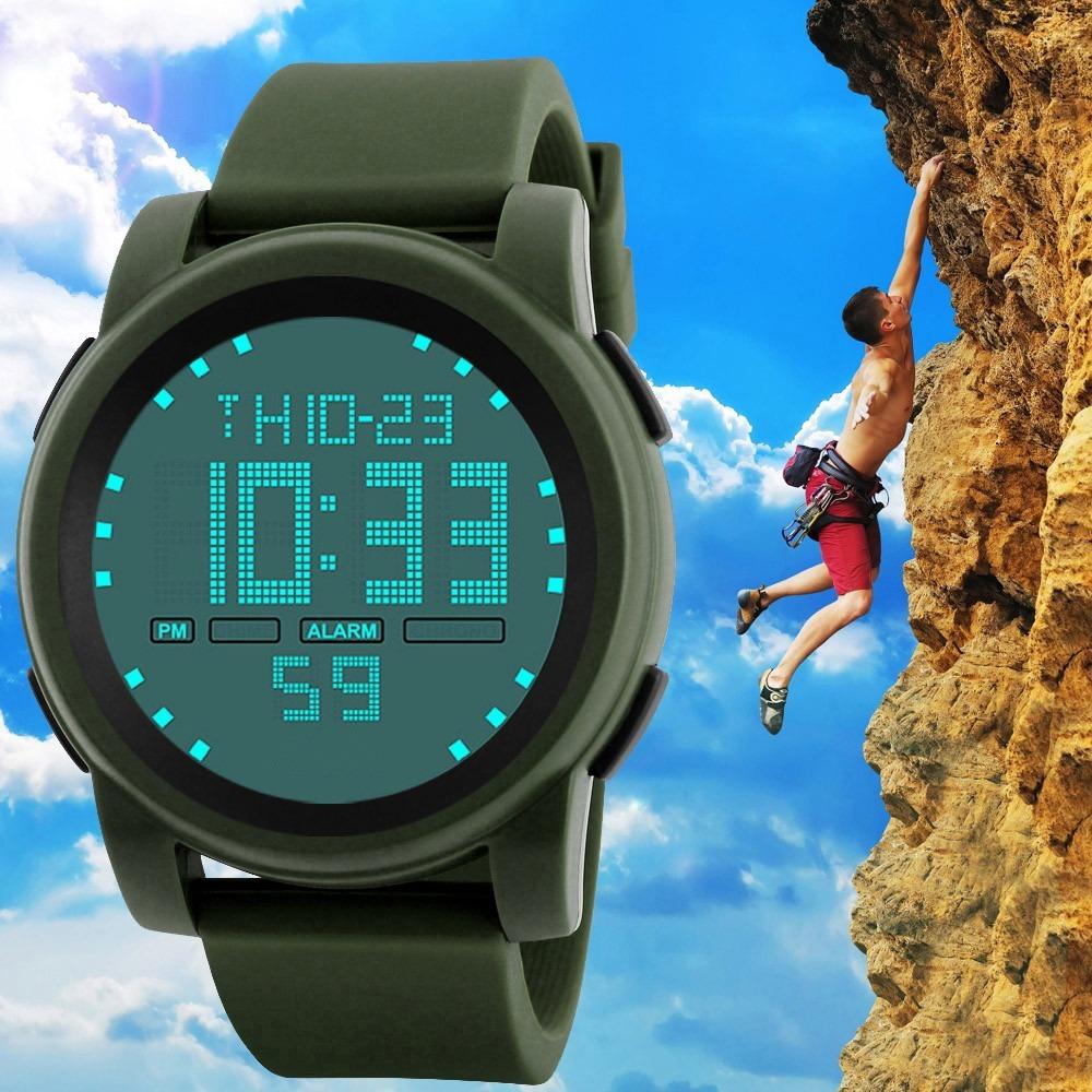 reloj deportivo caballero hombre digital sport sumergible. Cargando zoom. 541b8a4b045e