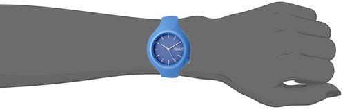 reloj deportivo de plástico y poliuretano  aurora  con cuarz