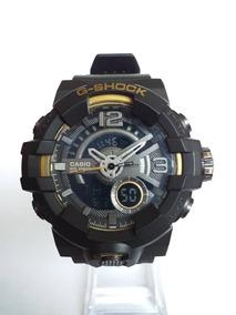 Hora Con Caja Shock Reloj Digital Doble Casio G Deportivo OkXwPN8n0