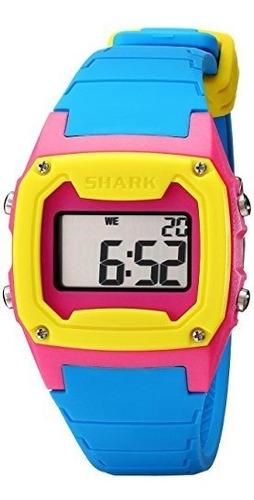 reloj deportivo digital freestyle unisex 101810 shark classi