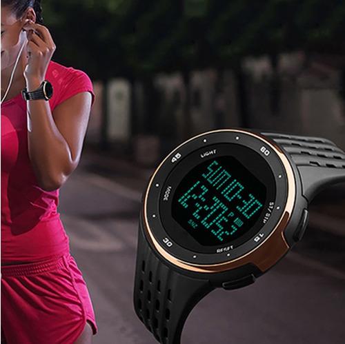 reloj deportivo digital skmei (con caja)