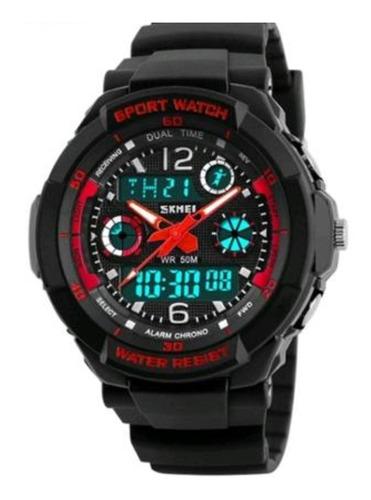 reloj deportivo dual para niño