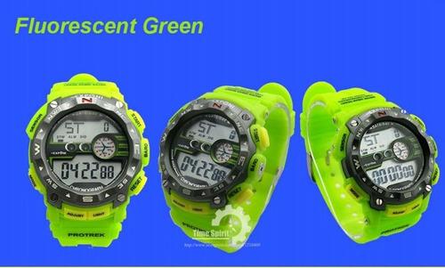 reloj deportivo exponi acuatico digital led