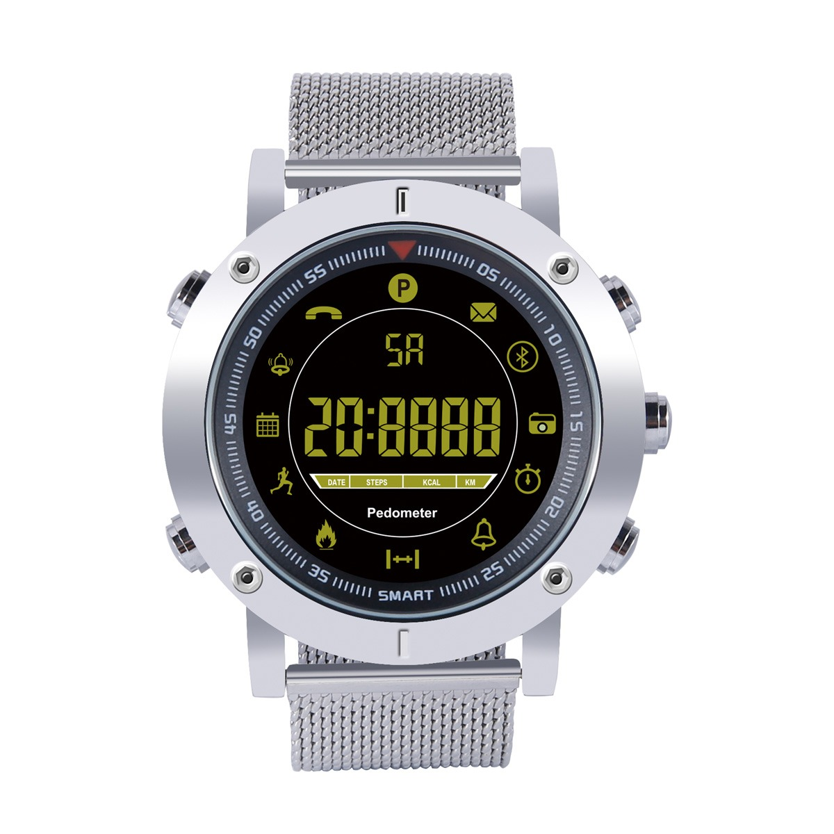 234a5fccf7a1 Reloj Deportivo Hombre Digital Sumergible 50 M Militar -   643.91 en ...