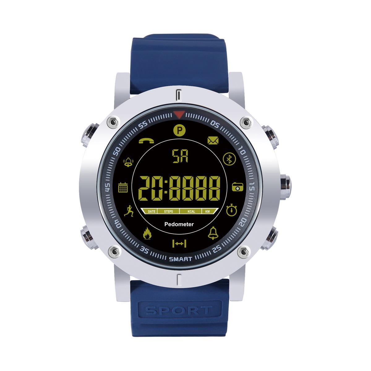 7fb0c5c32fd7 Reloj Deportivo Hombre Digital Sumergible 50 M Militar -   648.27 en ...