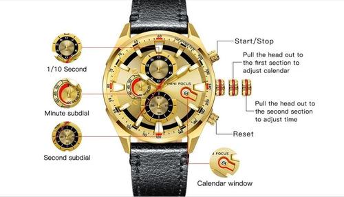 reloj deportivo hombre mini focus 0202 ddc festi tactic caja
