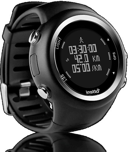 8e94bb275 Reloj Deportivo Instto Insport 3 Gps Smartwach Cronómetro - $ 3.692 ...