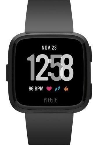 reloj deportivo inteligente fitbit versa