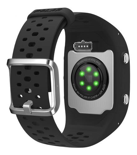 reloj deportivo m430 negro polar