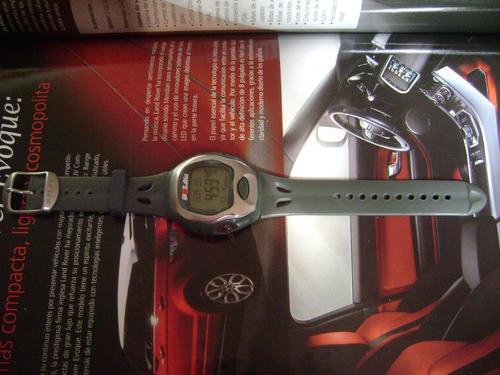 reloj deportivo marca polar. digital.