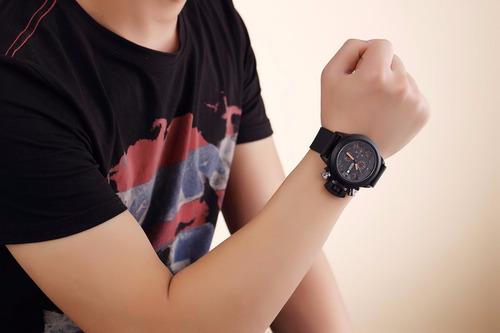 reloj deportivo megir hombre pulso