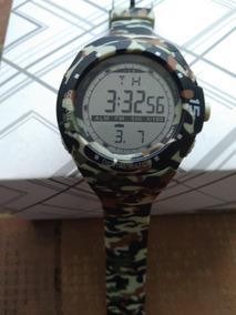 85b6531bf538 Reloj Deportivo Militar Digital Luz Y Alarma Sig Cronometro