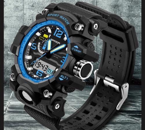 reloj deportivo mudmaster