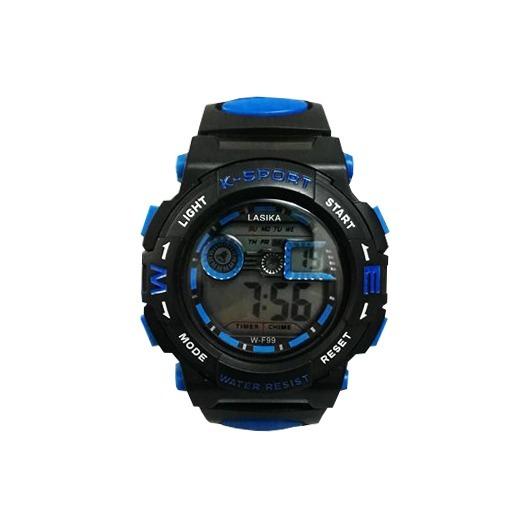 Reloj deportivo mujer azul