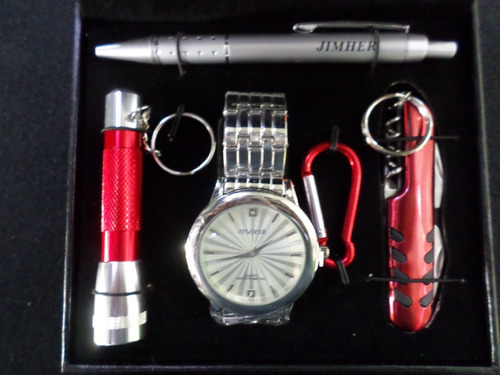 reloj deportivo paquete de 5 estuches