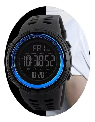 reloj deportivo para buceo 50 m reloj tipo militar casual