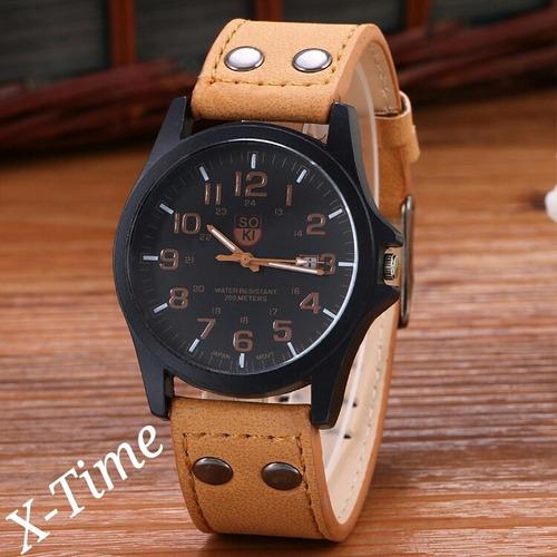 reloj deportivo para hombre con fecha, moderno, x 10 piezas