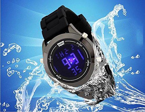 870f3218de35 Reloj Deportivo Para Jóvenes Forma Electrónica Para Niños ...