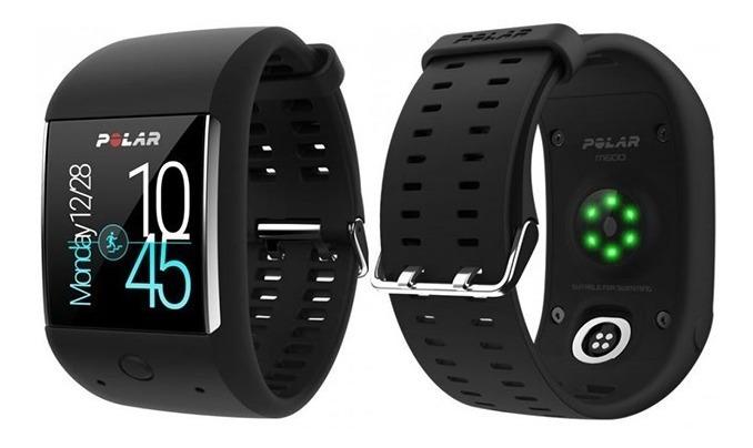 en venta b7699 9bed1 Reloj Deportivo Polar M600 Pulsómetro Android Gps Smartwatch