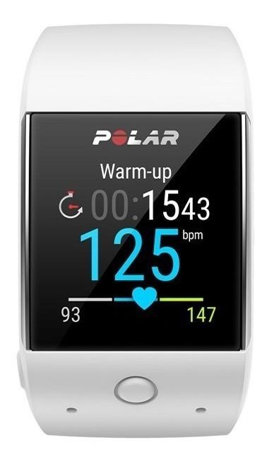 Pulsómetro Gps Reloj Smartwatch Deportivo Android Polar M600 SMzqUGVp