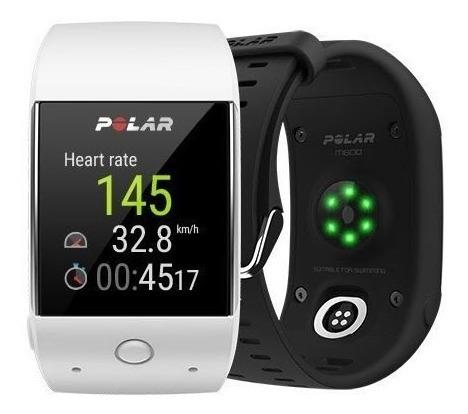 código promocional 3767c 261bf Reloj Deportivo Polar M600 Smartwatch Gps Heart Rate