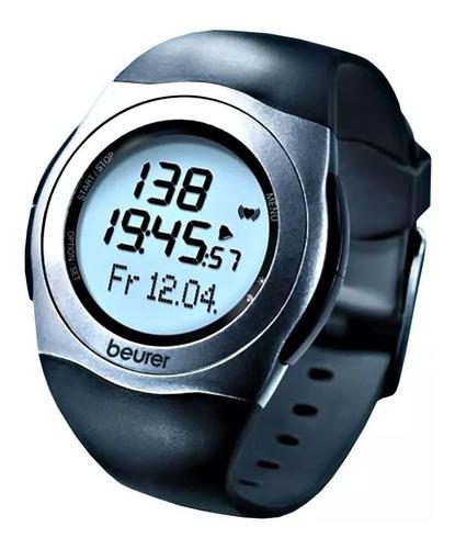 reloj deportivo pulsometro análogo básico pm25 beurer