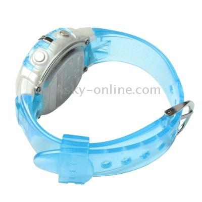 reloj deportivo resistente agua electronico cuarzo alarma