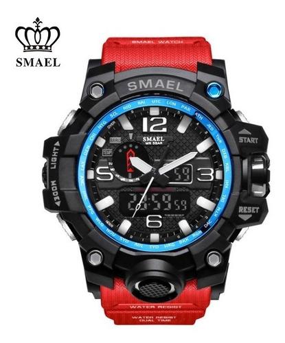 reloj deportivo smael analogo y digital
