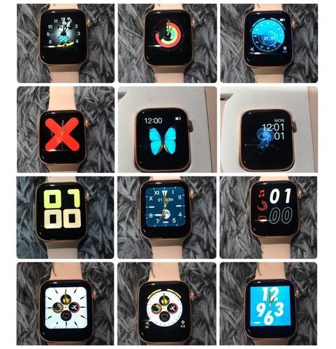 reloj deportivo smart watch t500 sumergible estilo apple