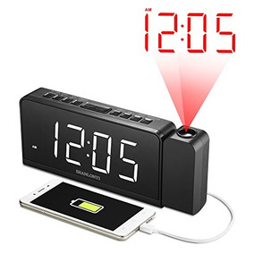 Proyeccion Despertador Con México En Relojes Mercado Reloj Radio Libre iZPukXO