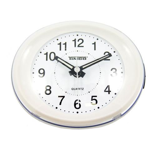 reloj despertador analógico con luz rd-809