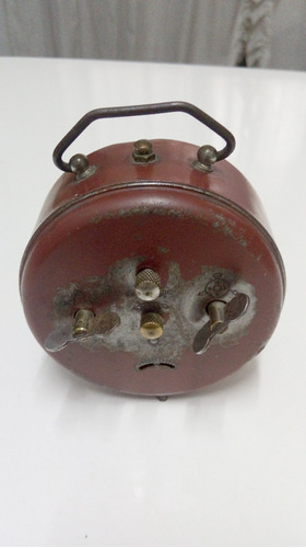 reloj despertador antiguo antiguedades