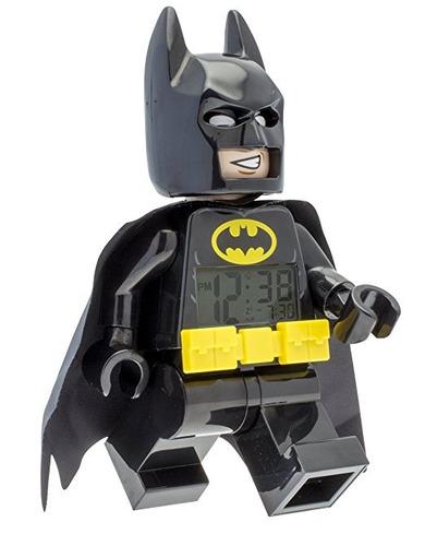 reloj despertador batman lego original envio gratis nuevo