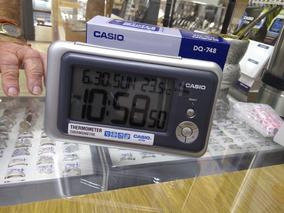 b46e6a8c032c Reloj Despertador Casio Dq 582d en Mercado Libre Argentina
