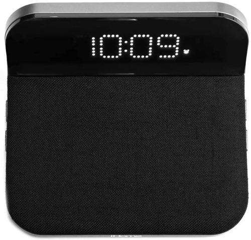 reloj despertador digital ihome iw18bg