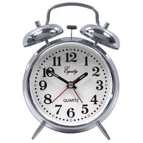 Doble Reloj Reloj Equity Despertador Campana Reloj Campana Equity Doble Despertador ED2WI9H